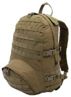 PLECAK RUCKSACK URBAN BACKPACK COYOTE MOLLE